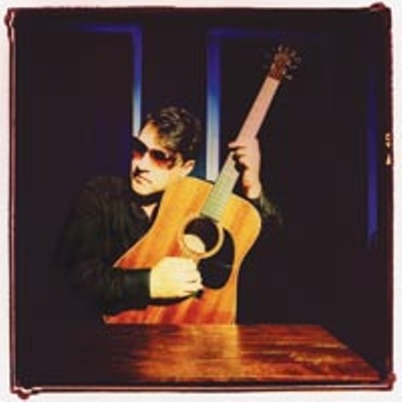 Twilight gutter whig: Greg Dulli