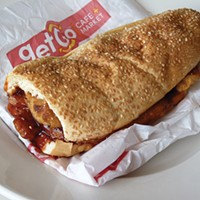 The General sandwich from GetGo