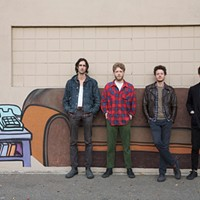"Show Preview: ""An Evening With Dawes"" at Stage AE"