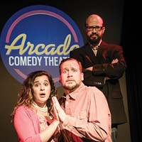 Review: <i>SEX aka Wieners and Boobs</i> at Arcade Comedy Theater