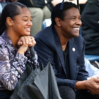 Denzel Washington blesses Pittsburgh's August Wilson House