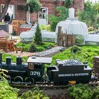 Garden Railroad: Memories in Motion