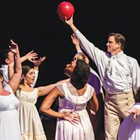 Pittsburgh Public Theater's <i>Pride and Prejudice</i> is overflowing with strange, charming heart