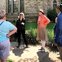North Side tours for bibliophiles