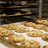Nancy B's chocolate chip cookies