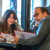 Private Life starring Kathryn Hahn and Paul Giamatti
