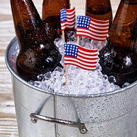 Have a drink to celebrate or ease the pain of another election season