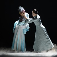 Yabin Wang's <i>The Moon Opera</i> makes its North American debut in Pittsburgh