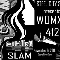 "Womxn 412 offers a ""no dude poets"" poetry slam at City of Asylum"