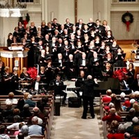 South Hills Chorale Holiday Concert