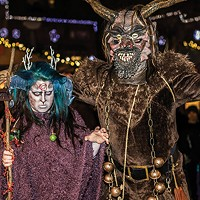 Krampus is more popular than ever. Why now?