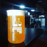 Abjuration Brewing celebrates its first birthday with a milkshake IPA, food trucks, and movie screenings