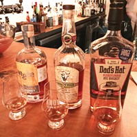 Ranking Pennsylvania's rye whiskeys