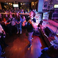 Snowdonia at Hard Rock Cafe during CP's Battle of the Bands