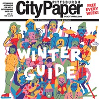 Christina Lee's Winter Guide cover illustration