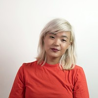 Pittsburgh artist Christina Lee