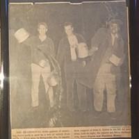 Fagan family memorabilia