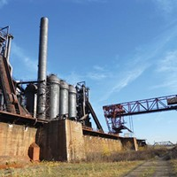 Carrie Blast Furnaces