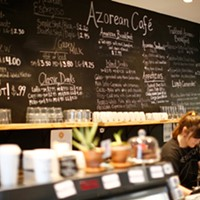 Azorean Cafe brings island flavors to Pittsburgh