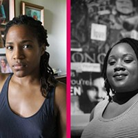 Black History Month: Writing workshop with poet-artists Saretta Morgan and Bekezela Mguni tomorrow