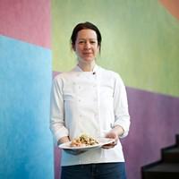 Chef Sonja Finn serves up artistic plates at Carnegie Museum of Art
