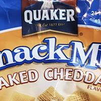 Talkin' Snack: Quaker's hidden Baked Cheddar gems