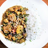 Inside a nondescript brick building in Beechview, Musa Caribbean/Cajun Fare is making some of the best food in Pittsburgh