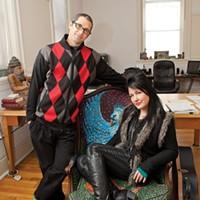Cap: Mr. Small's Mike Speranzo and Liz Berlin