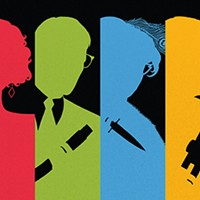 Well Known Strangers put on a live read of the 1985 comedy <i>Clue</i>