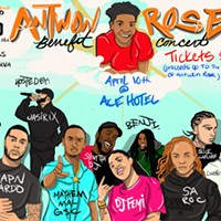 Local hip-hop community remembers Antwon Rose II at Ace Hotel