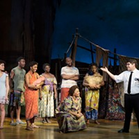 <i>The Book Of Mormon</i>