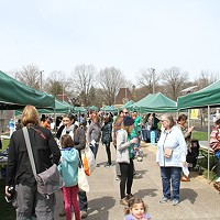 Earth Day with Pittsburgh Parks Conservancy