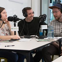 Pittsburgh City Podcast, April 17: Life as a student journalist