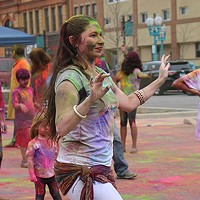 International Color Festival encourages people of all backgrounds to celebrate Holi as a community