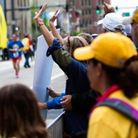 Scenes from past Pittsburgh Marathons