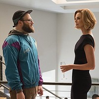 Rogen and Theron's odds at romance are far better than <i>Long Shot</i> wants you to believe
