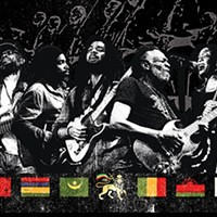 Roxian Theatre is giving away a pair of tickets to The Wailers!