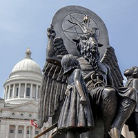 <i>Hail Satan</i> focuses more on the hypocrisy of Christianity than on the Dark Lord