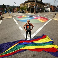 Historic Shadyside intersection has become official point of Pride