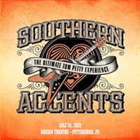 Win four tickets to see Southern Accents: A Tom Petty Tribute at the new Roxian Theatre in Pittsburgh!