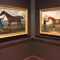 <i>A Sporting Vision</i> at the Frick Art Museum