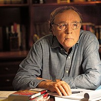 James Patterson's passion for early education rivals his passion for writing