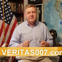 "Former congressional candidate Rick Saccone starts a blog called Veritas007 to expose ""hidden agendas"" (2)"