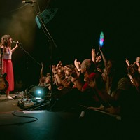 Concert photos: Hop Along and Kississippi at Rex Theater