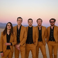 Pop-punk rockers The Maine celebrate seventh album, gear up for Sad Summer Fest