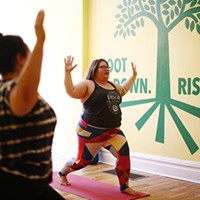 Emily Anderson of All Bodies Welcome Yoga