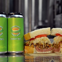 Picklesburgh means pickle-flavored beer, and more of this week's food news