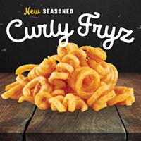 Does your Sheetz have curly fries?