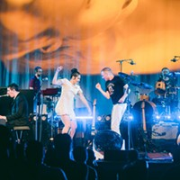 Belle and Sebastian at Carnegie Music Hall in Oakland Thu., July 18