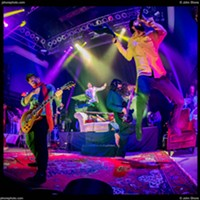 Thievery Corporation + Magic City Hippies @ Roxian Theatre 8/7
